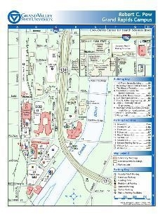 Pew Campus Map